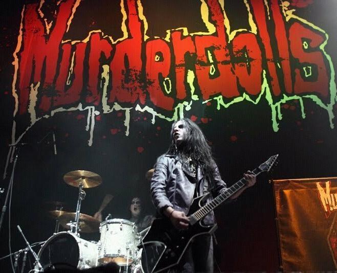 Joey Jordison Murderdollsjoey Jordisonwednesday 13 Pinterest