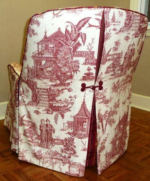 Custom Furniture Slipcovers: Blogspot.com Decorating With Slipcovers