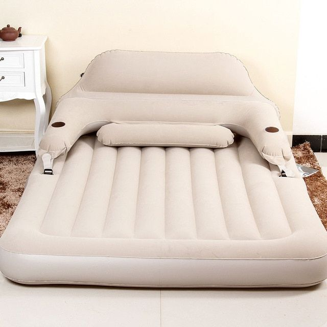multifunctional inflatable sofa pvc bed folding sofa beds outdoor rh pinterest com