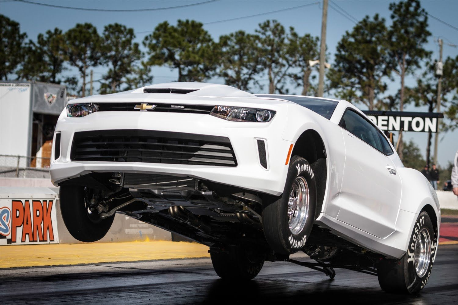 Chevrolet performance 2016 copo camaro 427 cubic inch lsxwhen it comes to pure performance