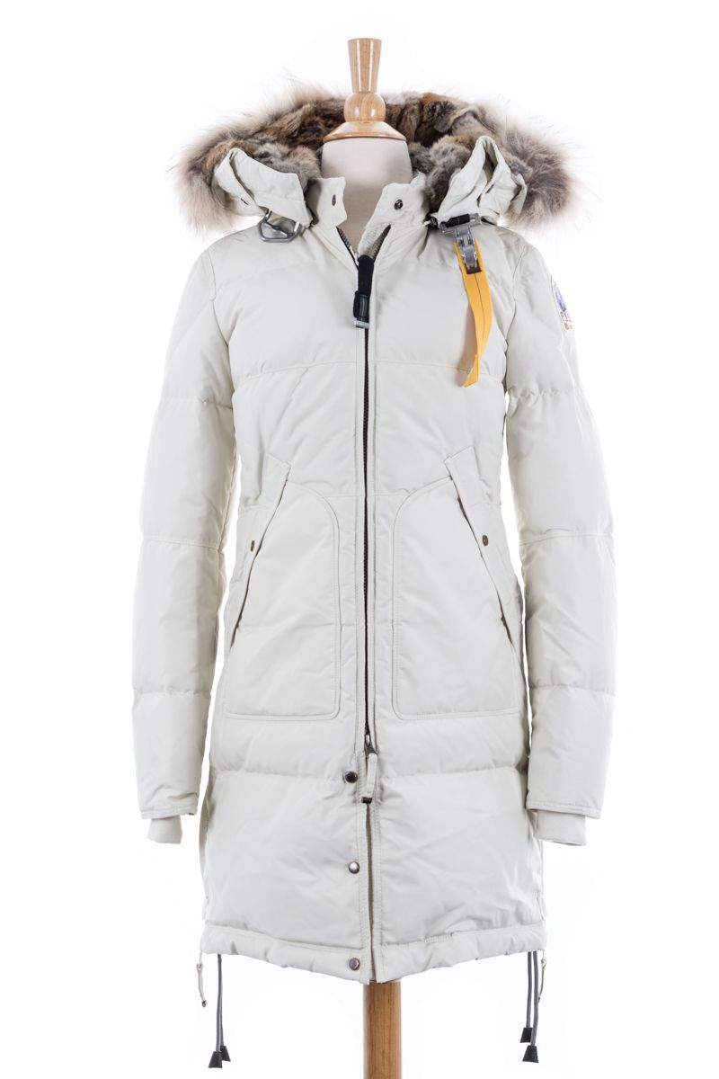 Parajumpers Long bear in Chalk Women's