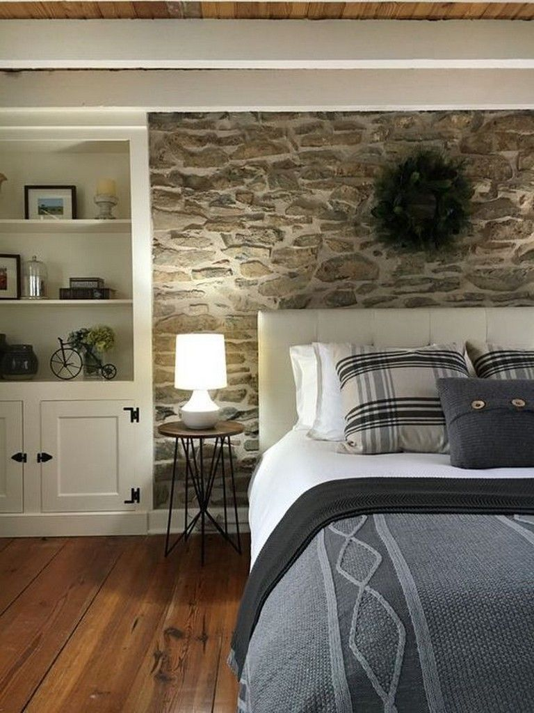 15 Cool Stone Wall Interior Designs With Images Stone Walls