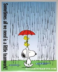Rain Snoopy And Woodstock Rain Rain Go Away Cartoons Free Google Search Snoopy Quotes Fair Weather Friends Snoopy