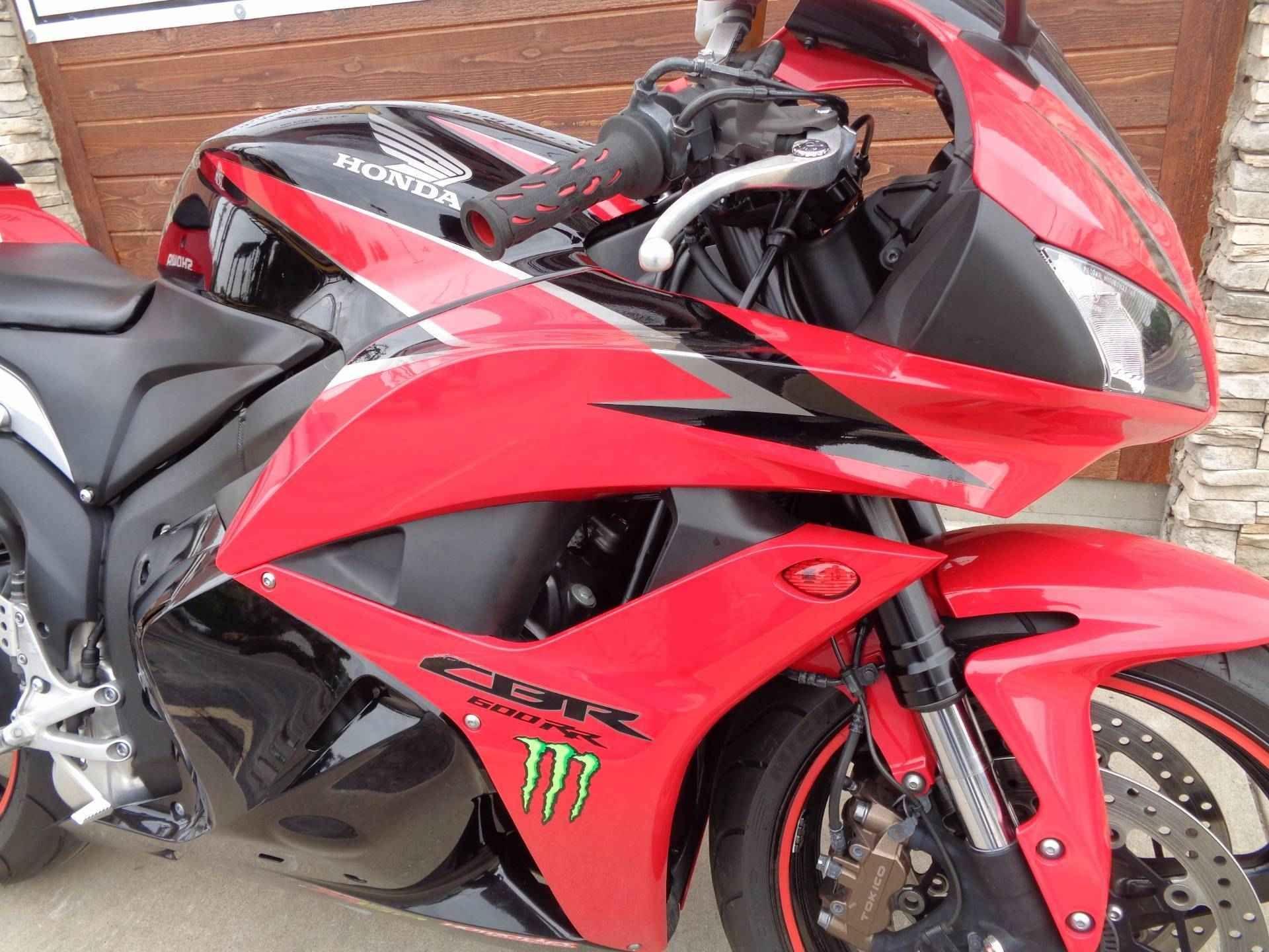 Used 2009 Honda CBR' 600RR Motorcycles For Sale in Oklahoma OK