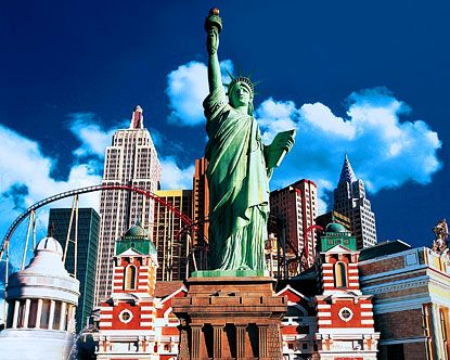 New York Hotel Vegas Hy 30 Bc And Welcome To The World Payton