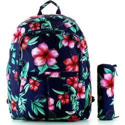 2d13efd7d4 Sac à dos scolaire Roxy TROUSSE OFF | school bag | Mode Femme, Sac ...