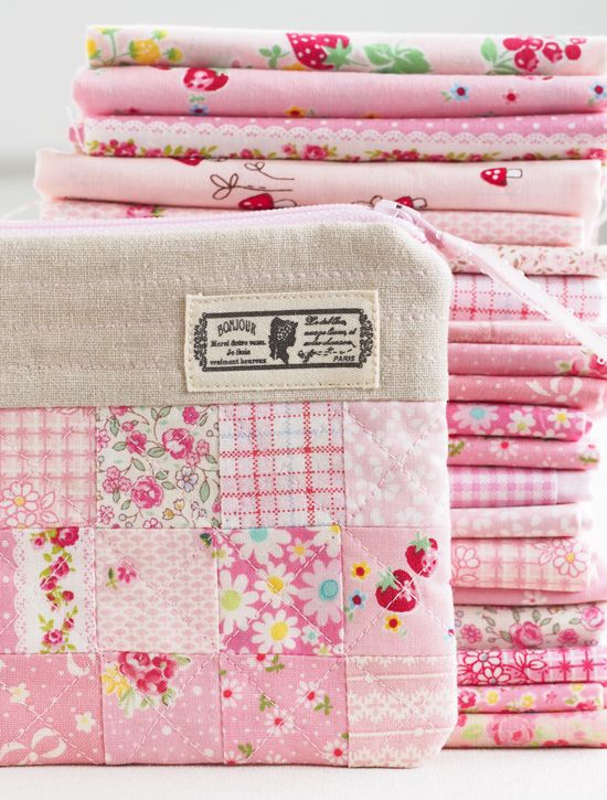 sweetly stitched handmades - Pretty by Hand -