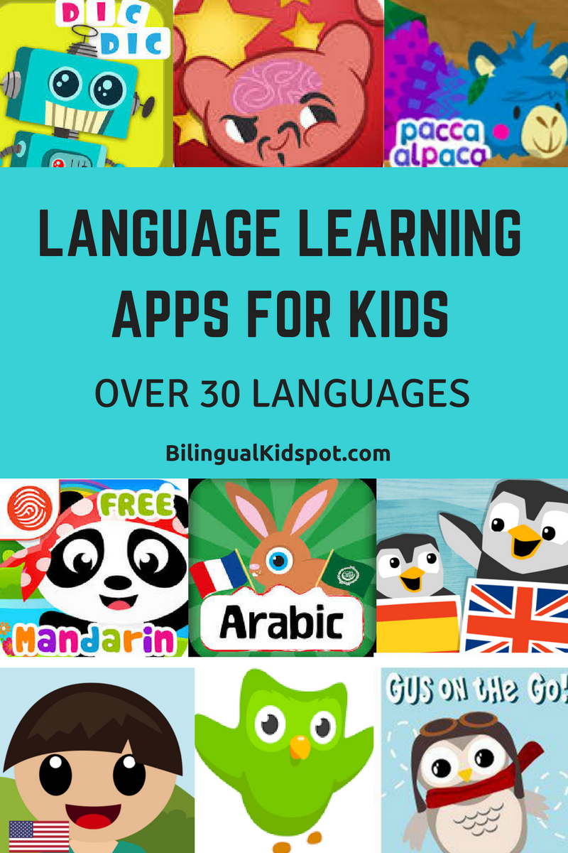 Fun Language Learning Apps For Kids
