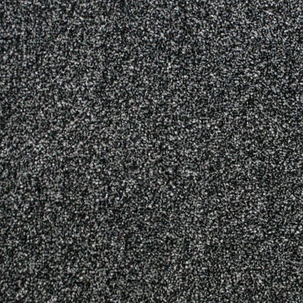 Grey black 995 splendid saxony actionback carpet mid