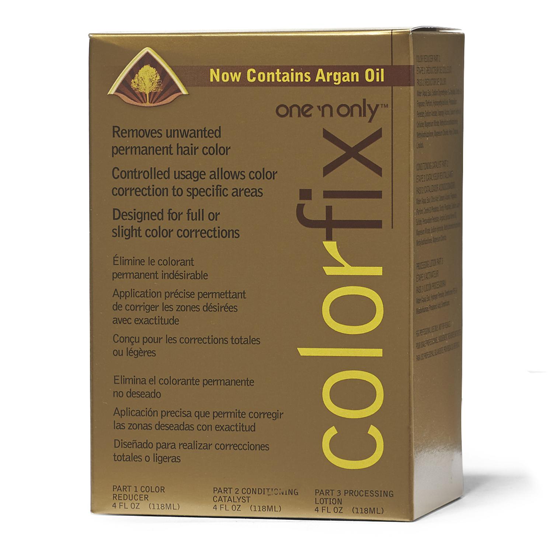Colorfix Hair Color Remover Hair Color Remover Colour Remover Hair Dye Removal