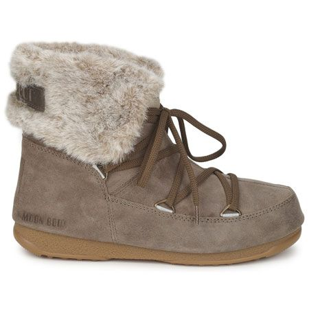 moon boots w e oyster mud hiver 2013 bottes de neige. Black Bedroom Furniture Sets. Home Design Ideas