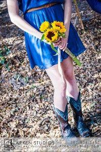 Girlie Cowboy Boots
