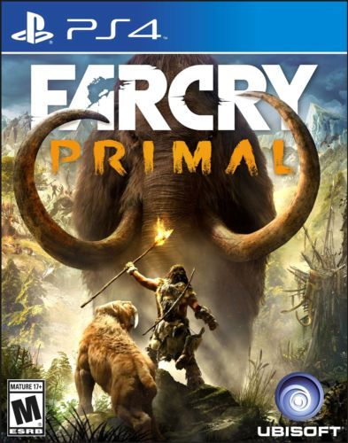 New In Box Ubisoft Far Cry Primal Playstation 4 Standard Edition