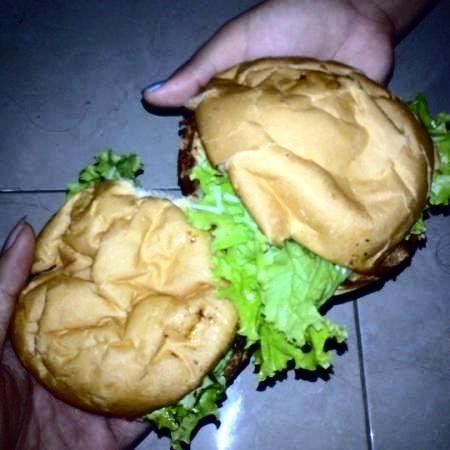 Resep Burger Steak Ikan Resep Burger Resep Masakan Resep