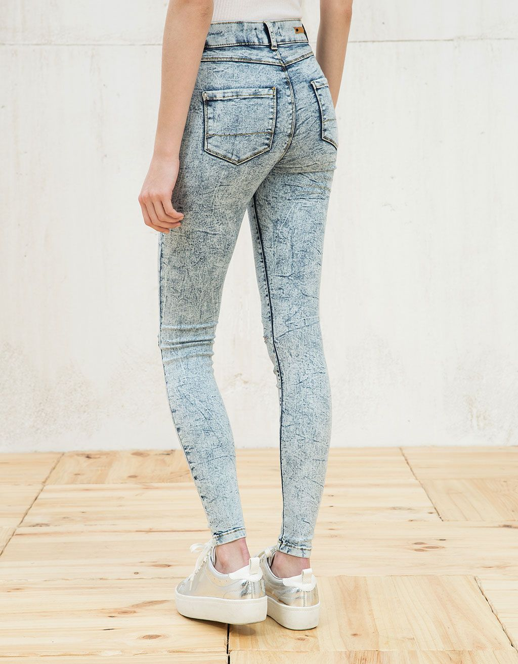 Access Denied Ripped Jeans Outfit Womens Jeans Skinny Denim Women