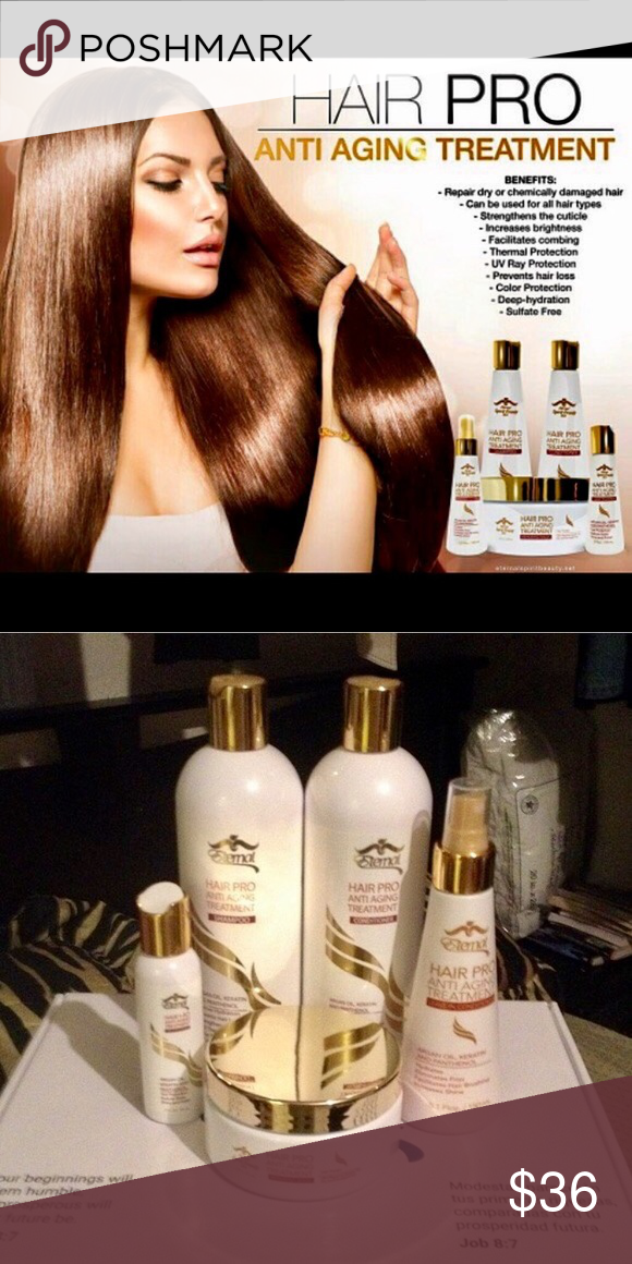 Eternal Brand Shampoo Conditioner For Any Hair Eternal Brand