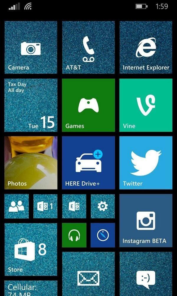 Windows Phone Start Screen Wallpapers Full Hd 1080p Best Hd