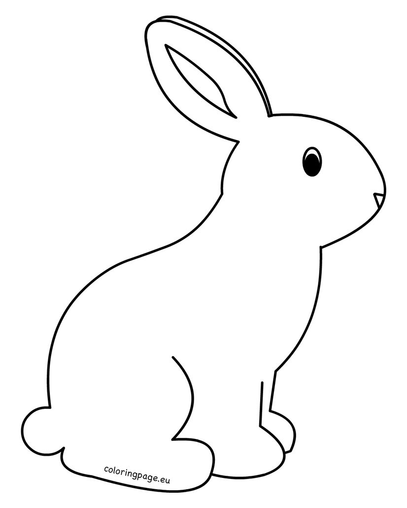 Free Printable Bunny Patterns Wow Com Image Results
