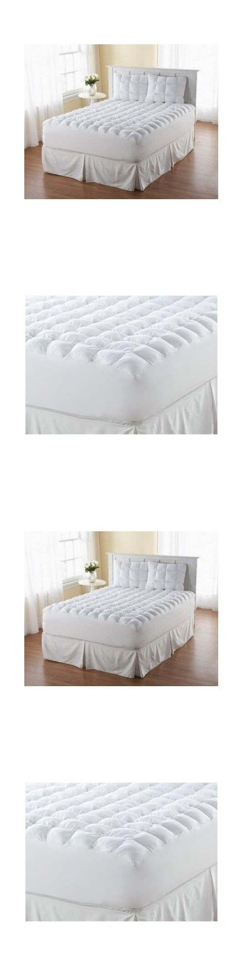 woodhaven top sets pads set mattress bedding industries queen pillow