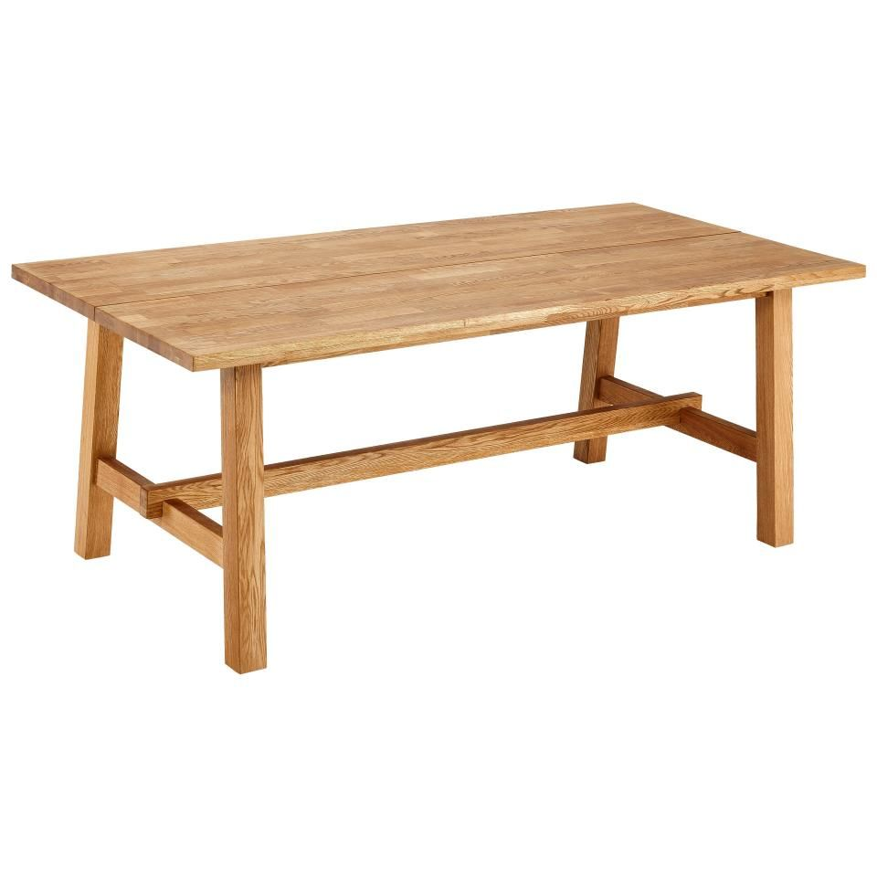 Esstisch Lendrup 95x200 Eiche Geolt Rustic Table Furniture