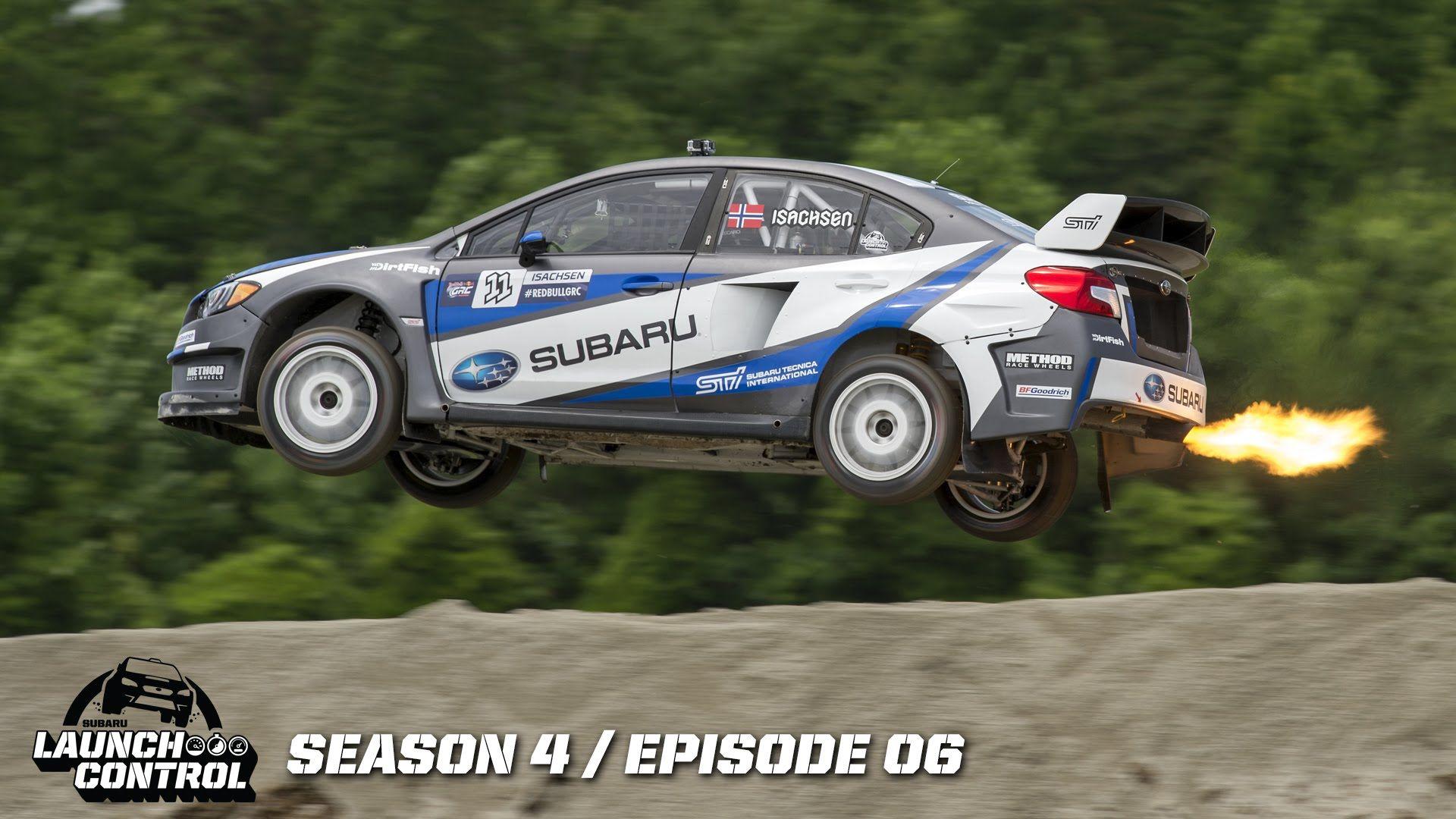 S 4 Ep 6 Subaru Rally Team USA returns to Red Bull Global