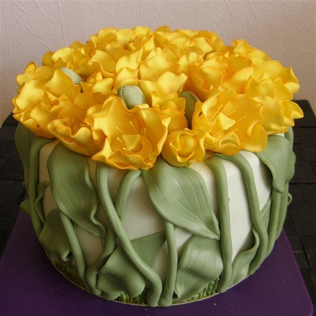 Inspirational cake - amelia