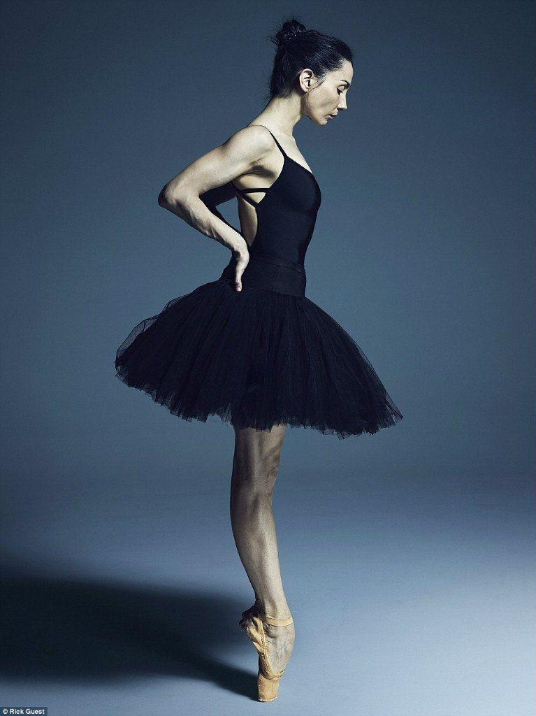 уникальные фото балерин шкафа-купе