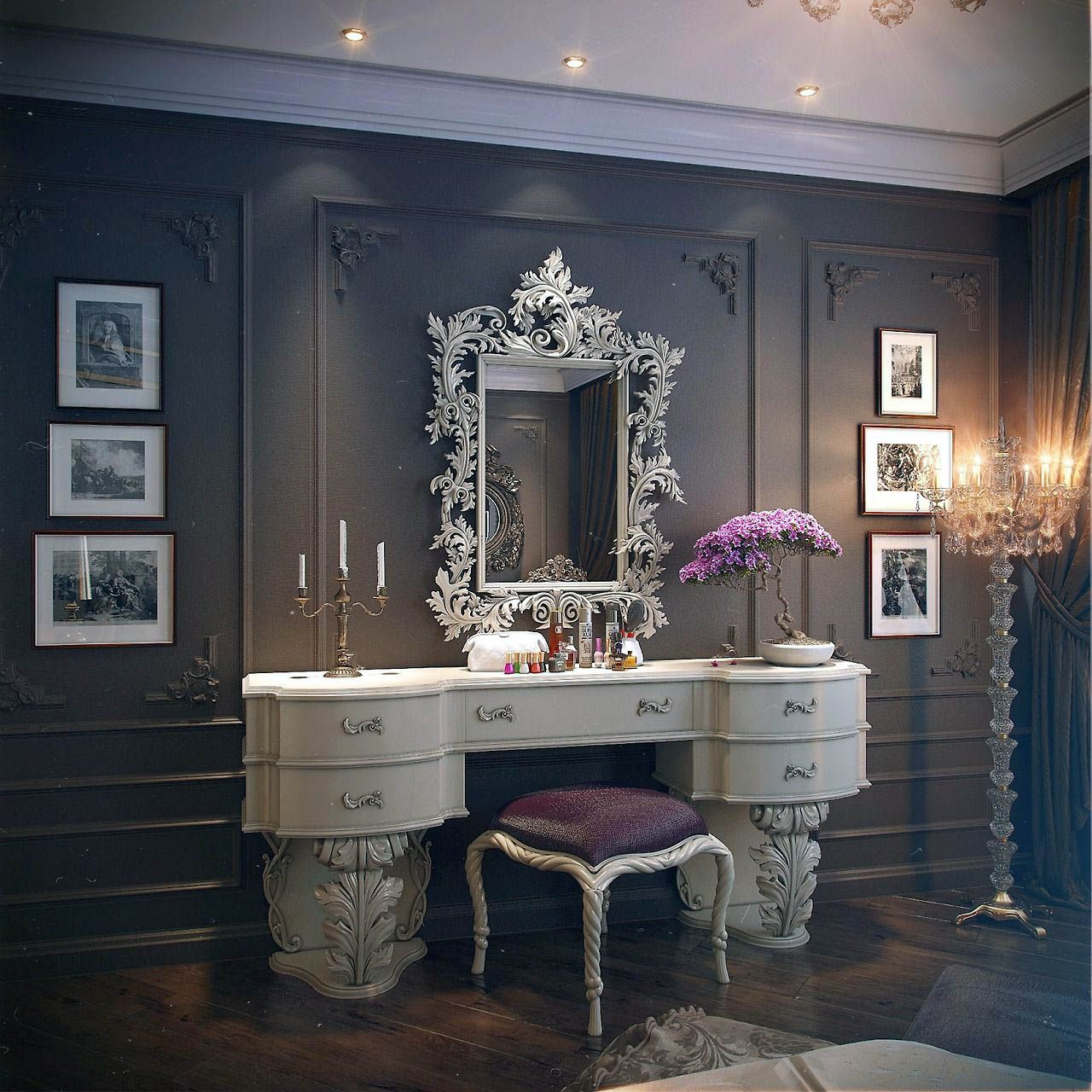 Developing A Gothic Haven In Your Bedroom Room
