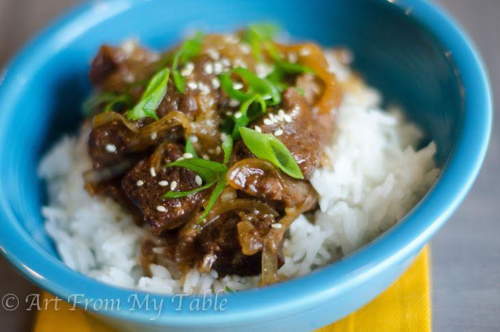 Photo of Slow Cooker Mongolian Beef Recipe | Yummly