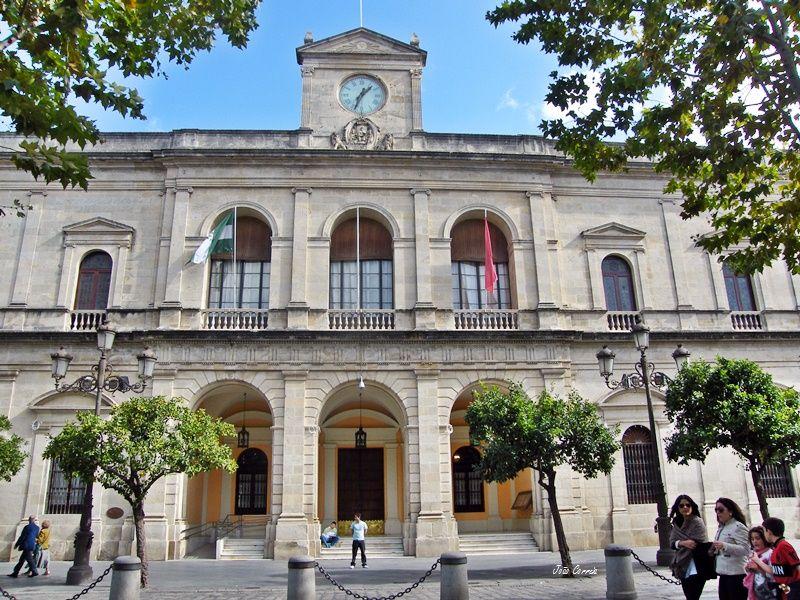 City Hall of Seville - siviglia, Sevilla