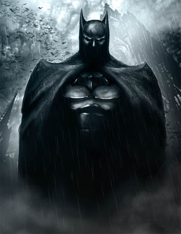 The Dark Knight by just-another-PILGRIM.deviantart.com