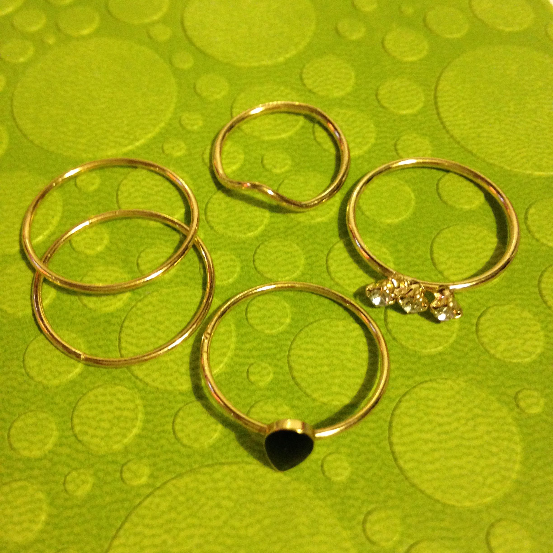 #rings #H&M