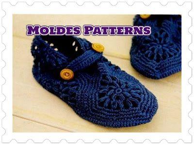 Ideas para el hogar: Calzado con moldes / Footwear with molds