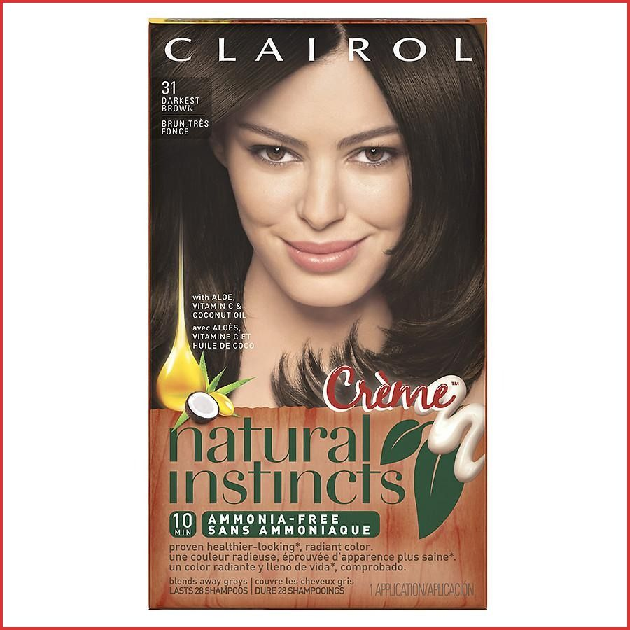Nice And Easy Hair Color Questions 157000 Clairol Natural