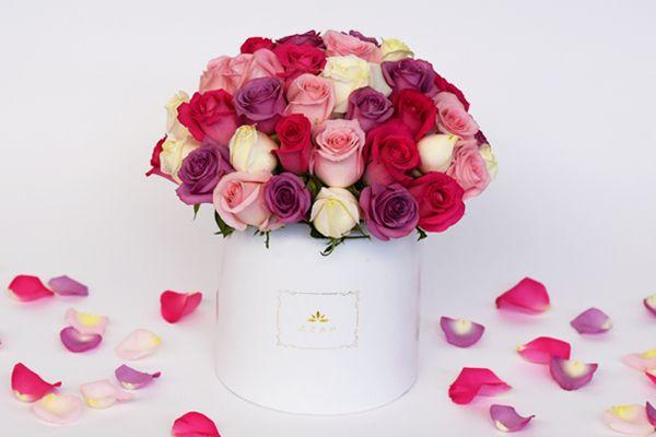 Significado De Regalar Rosas Según Su Color Decoración Pinterest