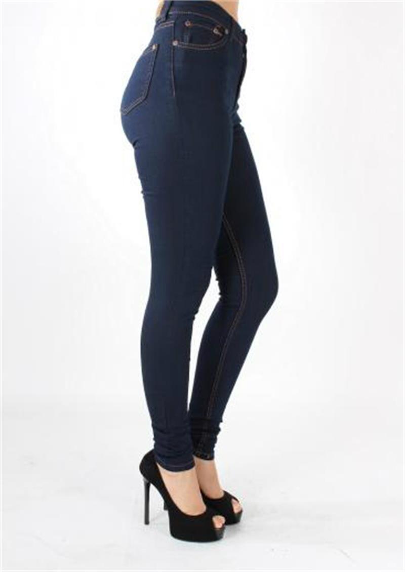 Kadın Kot Pantolon Modelleri 2019