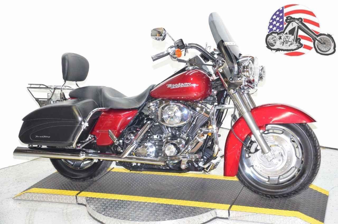 2004 Harley Davidson Road King Custom Flhrsi Screaming Eagle Road King Custom Harley Davidson Touring Harley Davidson [ 847 x 1280 Pixel ]