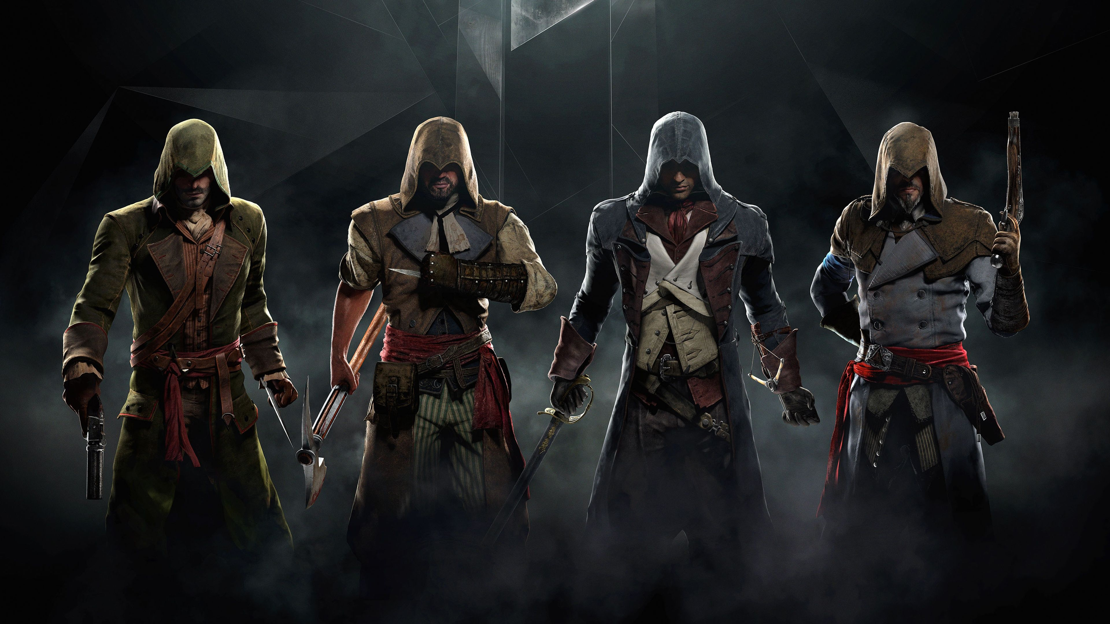 4k resolution assassins creed syndicate hd wallpaper