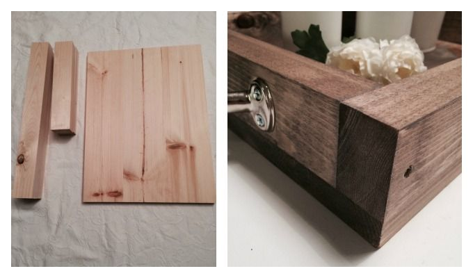 Se hva Kathrine laget av disse treplankene, og hvordan du kan gjøre det samme!
