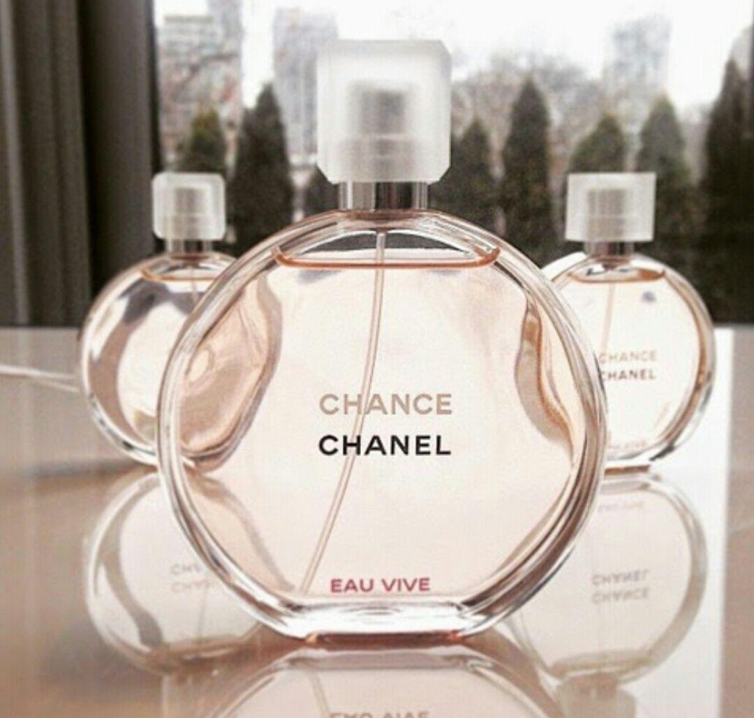 Fragrance Spotlight Chanel Chance Eau Vive Perfume Chanel Perfume Fragrance