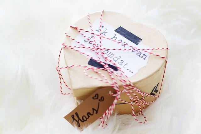 valentijnscadeau voor je bff