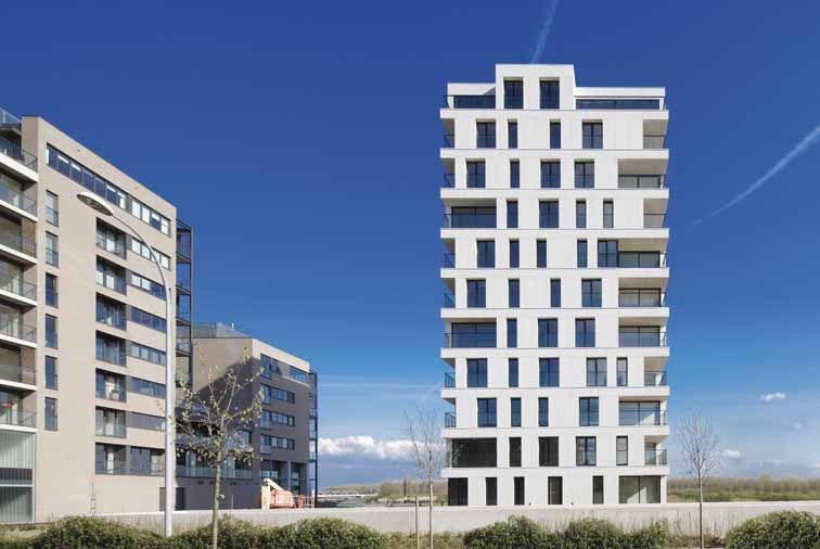 Apartment Building Facade apartment building, muretto | p015 | pinterest | building