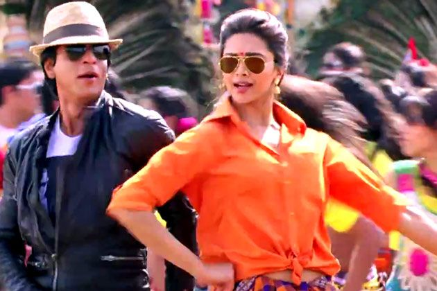 420a2c0674 Hit like if you love Shah Rukh s and Deepika s look in Chennai Express.