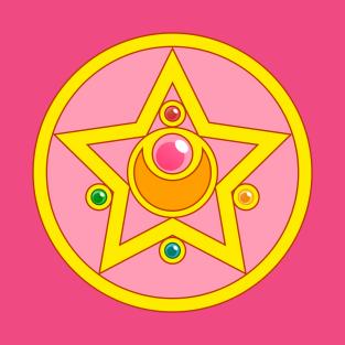 T Shirts Sailor Moon By Chrivart Teepublic Sailor Moon Symbols Sailor Moon Merchandise Sailor Moon Character