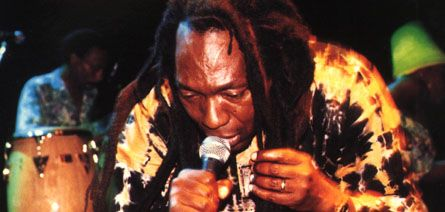 Thomas Mapfumo, the most important musician/composer/singer/leader from Zimbabwe, and the creator of chimurenga - The Lion of Zimbabwe. I had the great honor of meeting Thomas Mapfumo and getting to play his mbira!    http://bit.ly/xZRvyK