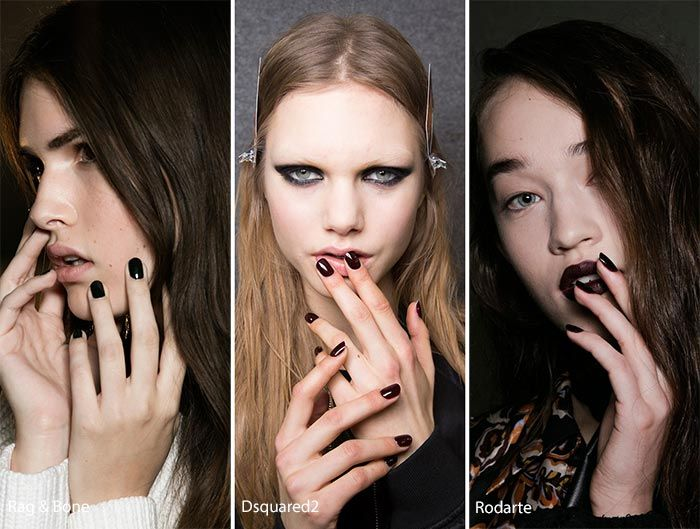 Fall/ Winter 2016-2017 Nail Trends   Nail trends, Manicure and Fall ...