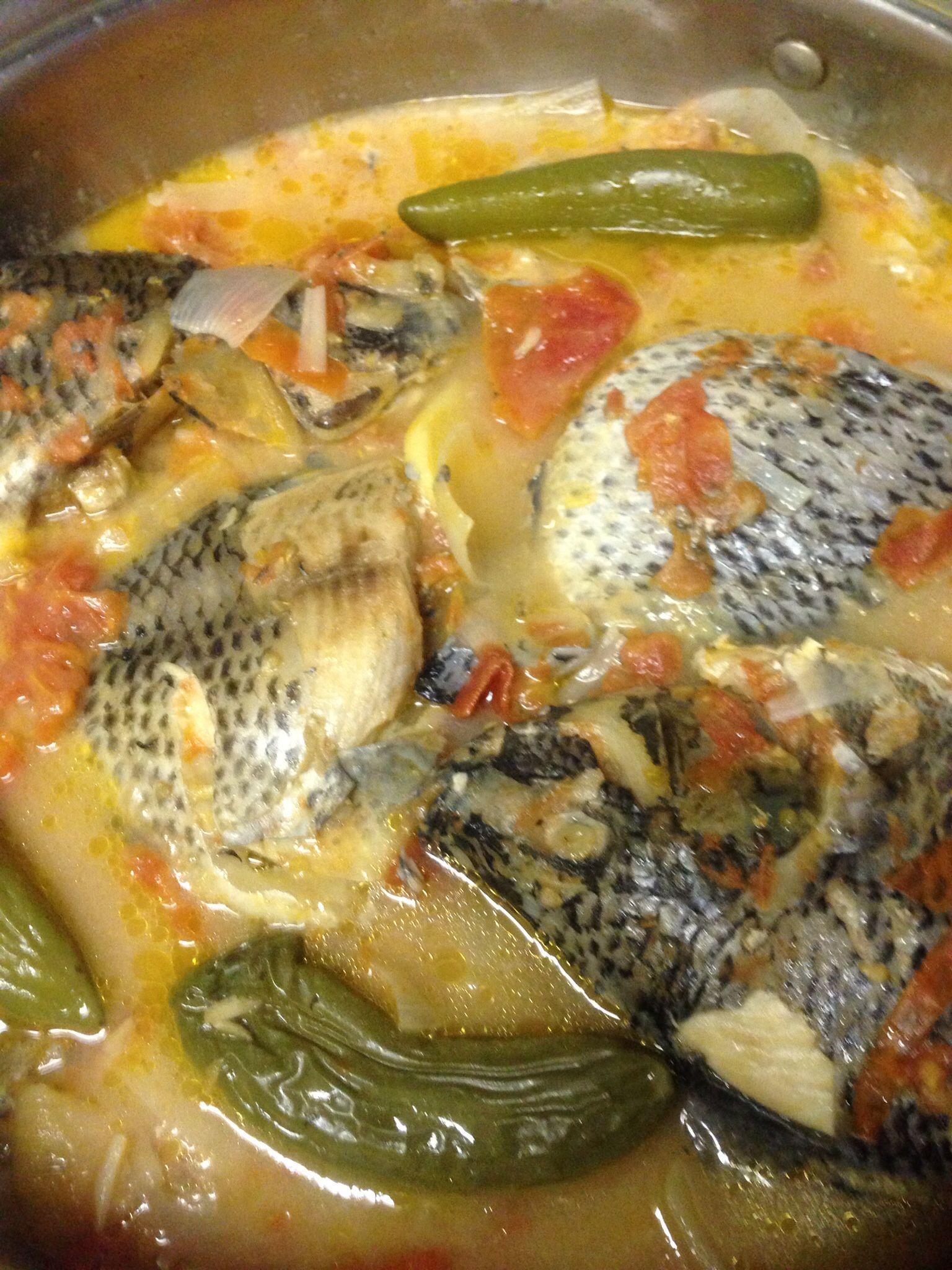 Pinangat Telapia Filipino Recipes Recipes Seafood Recipes
