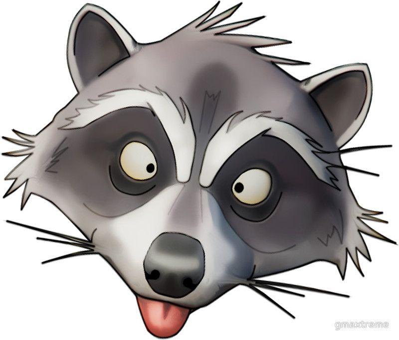 raccoon mask from gta 5 looks funny | Gta in 2019 | Raccoon