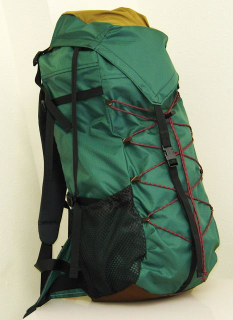 Make Your Own Backpack Literally Tutorials On How To Sew Your Own Camping Packs Click The Links On Her Page On Camping Backpack Backpacks Backpacking Gear