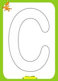 Planse De Colorat Alfabetul Litera C Wwwmegaparintiro Laminat